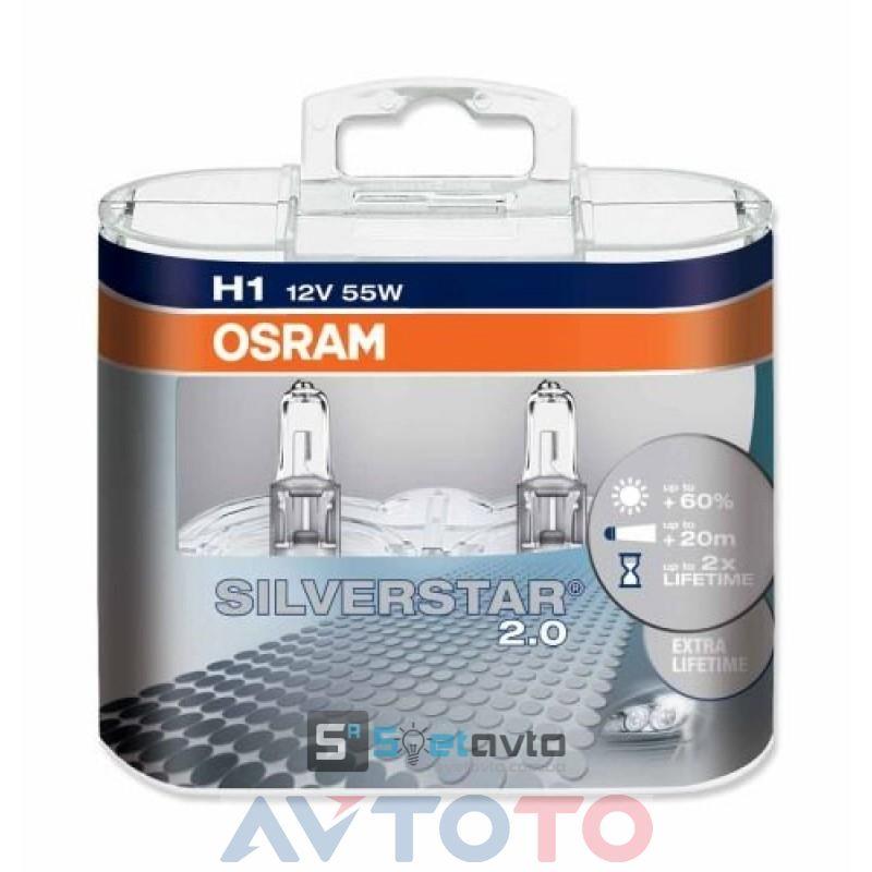 Лампа Osram 64211SV2DUOBOX