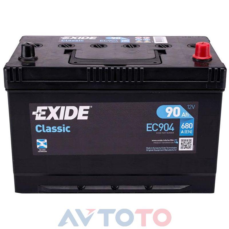 Аккумулятор Exide EC904