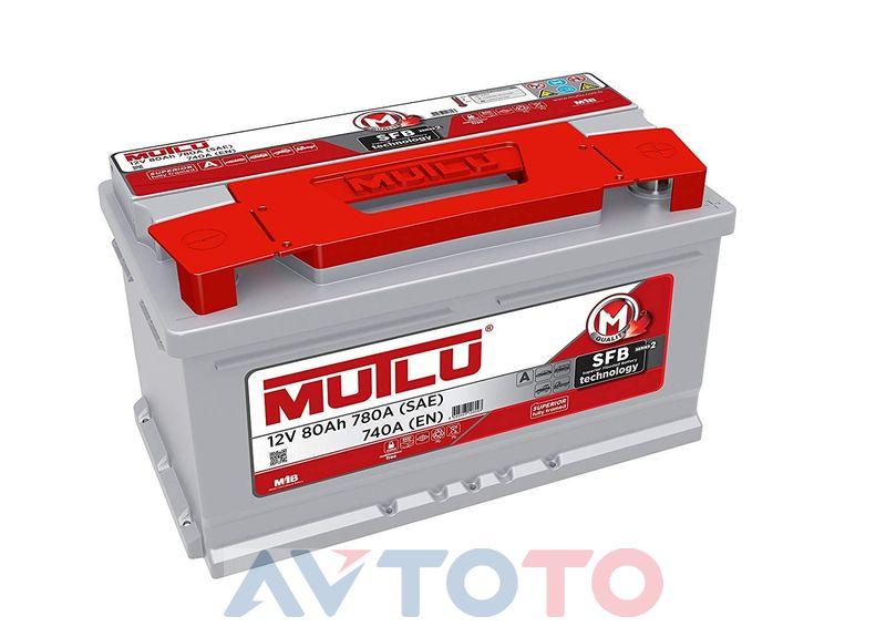 Аккумулятор Mutlu L480074B