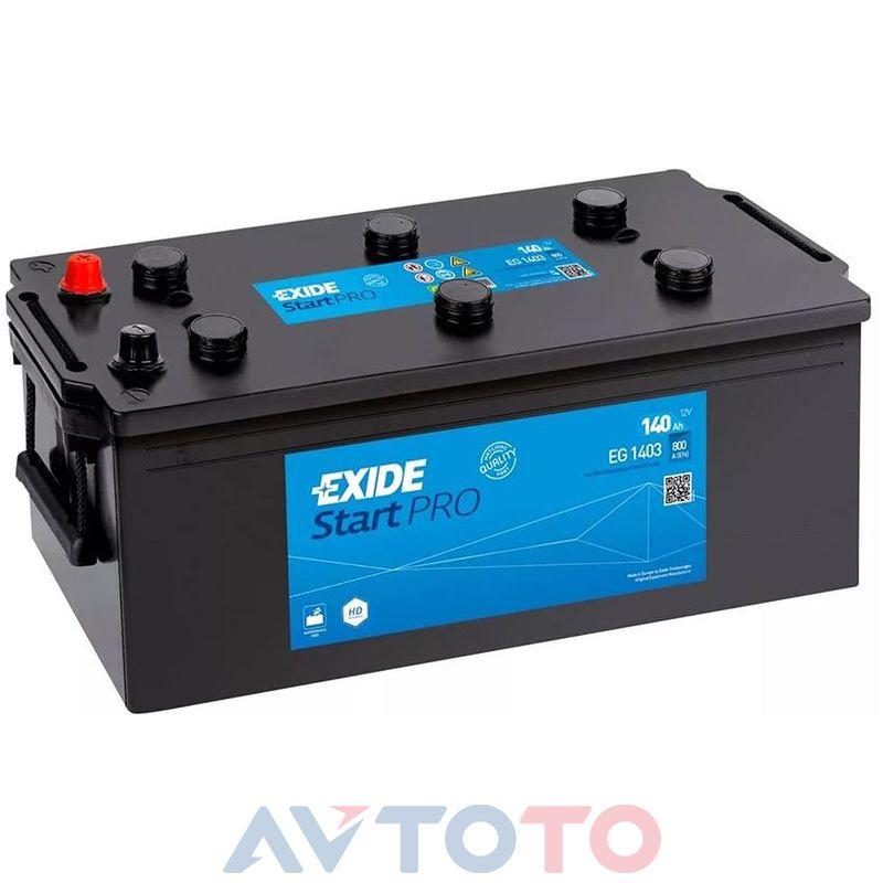 Аккумулятор Exide EG1403