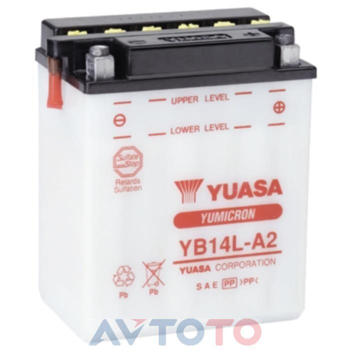 Аккумулятор Yuasa YB14LA2