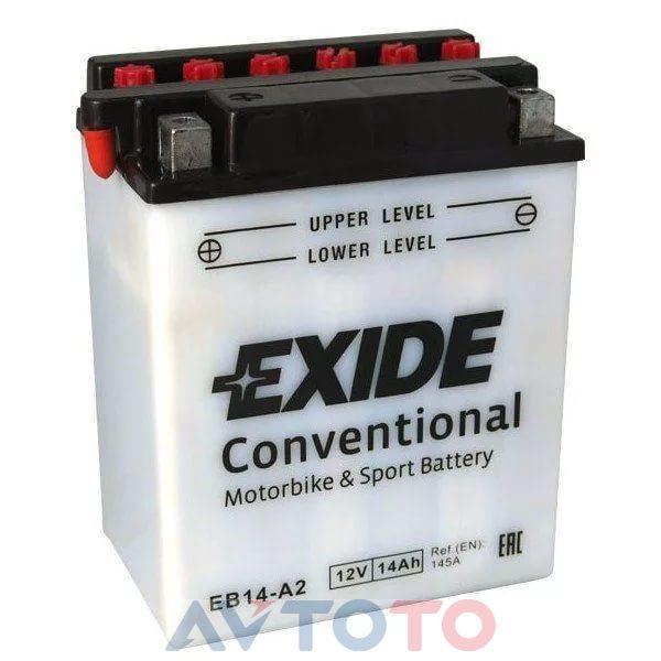Аккумулятор Exide EB14A2