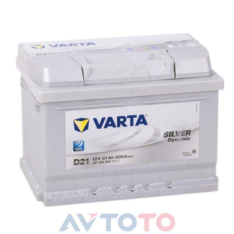 Аккумулятор Varta 561400060