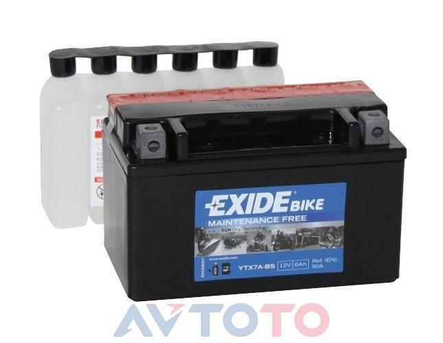Аккумулятор Exide YTX7ABS