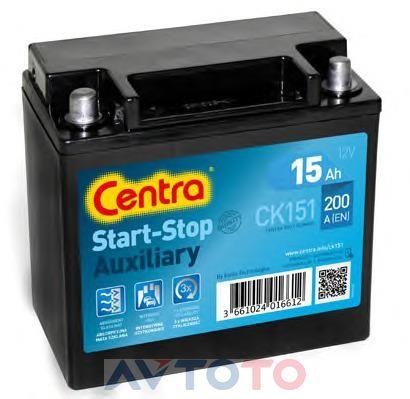 Аккумулятор Centra CK151