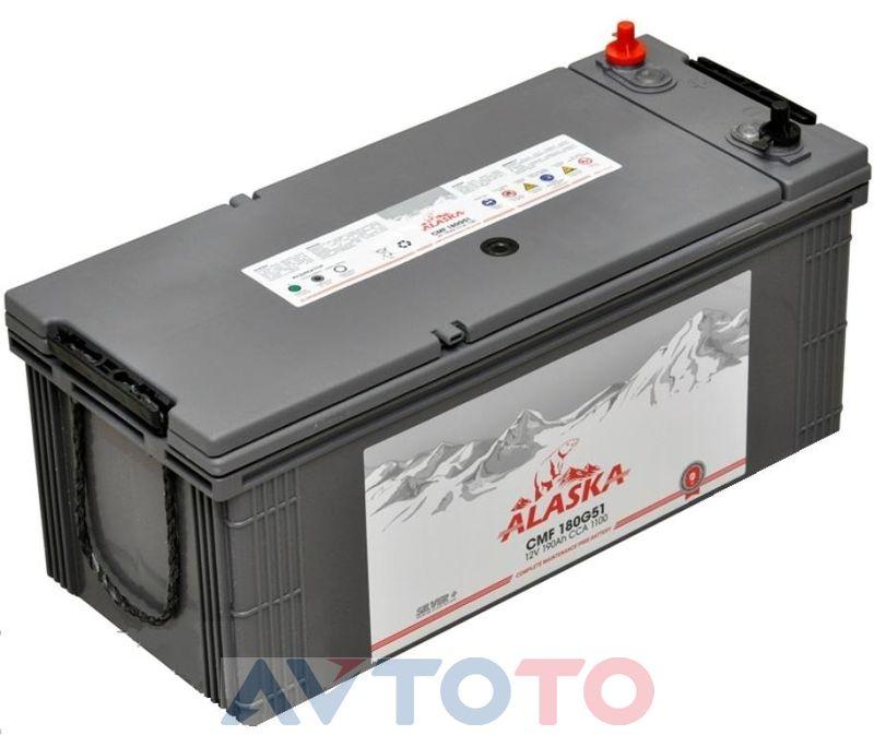 Аккумулятор Alaska 8808240010566
