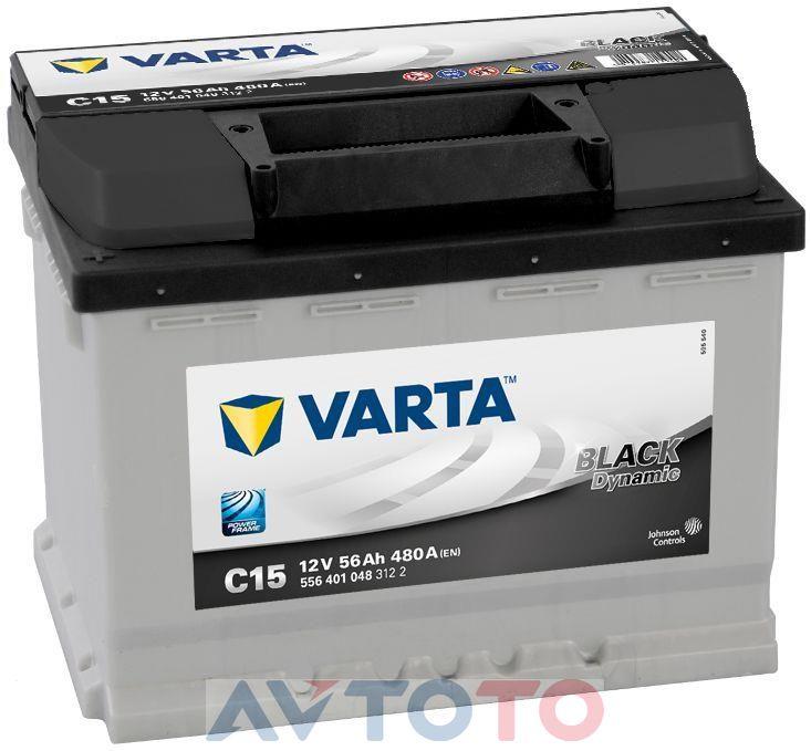 Аккумулятор Varta 5564010483122