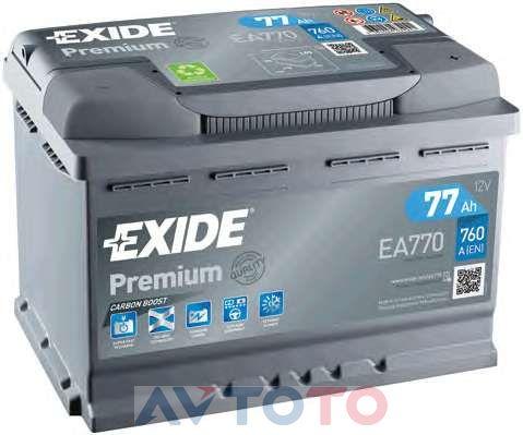 Аккумулятор Exide 57412