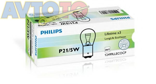 Лампа Philips 12499LLECOCP