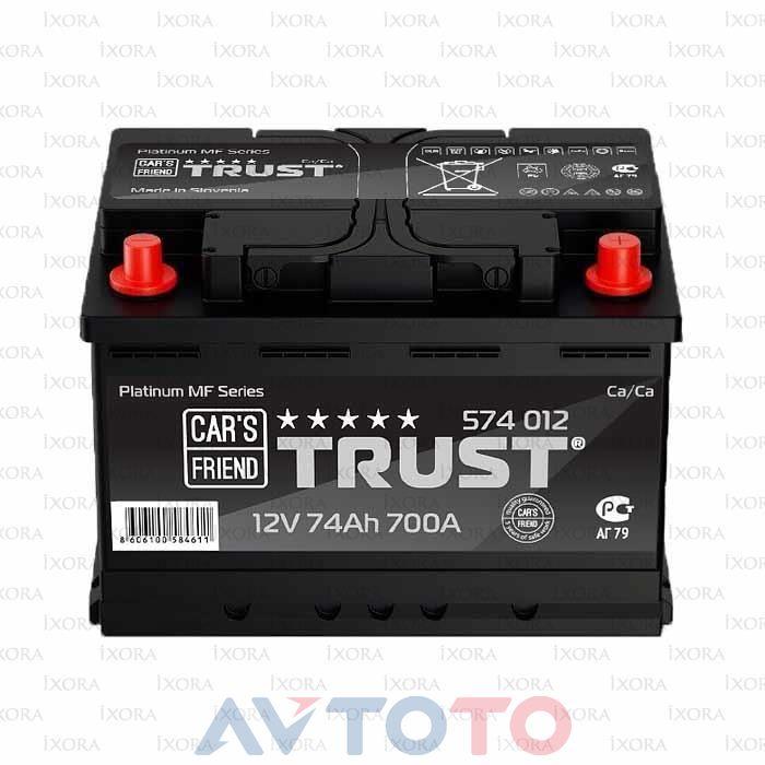 Аккумулятор Trust 574012MF