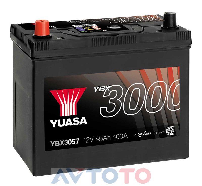 Аккумулятор Yuasa YBX3057