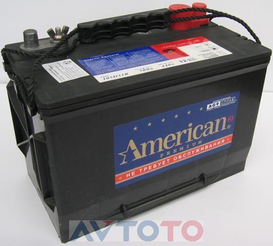 Аккумулятор American 105D31R