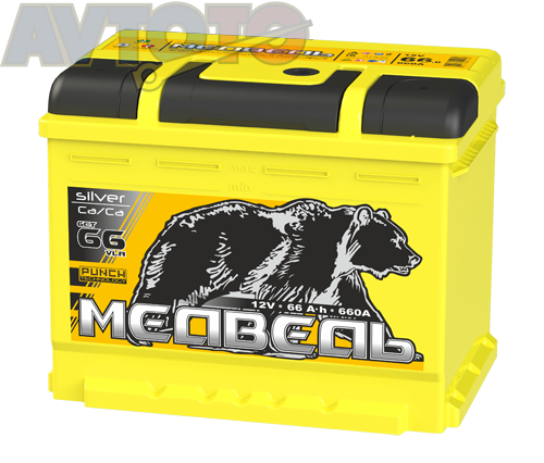Аккумулятор Тюменский медведь SILVER 4607175654524