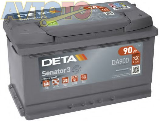 Аккумулятор Deta DA900