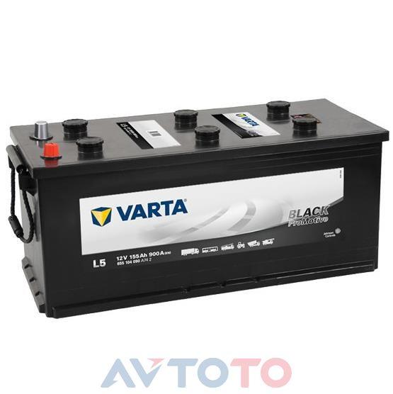 Аккумулятор Varta 655104090