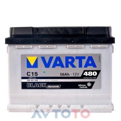 Аккумулятор Varta 556401048