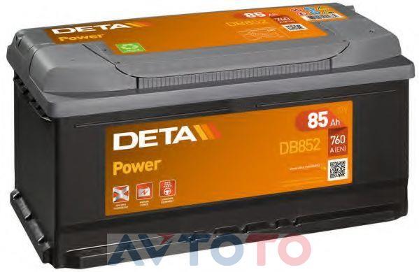 Аккумулятор Deta DB852
