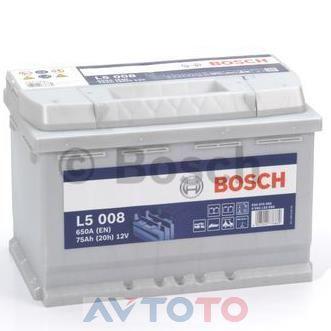 Аккумулятор Bosch 0092L50080