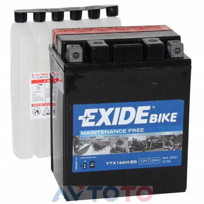 Аккумулятор Exide YTX14AHBS