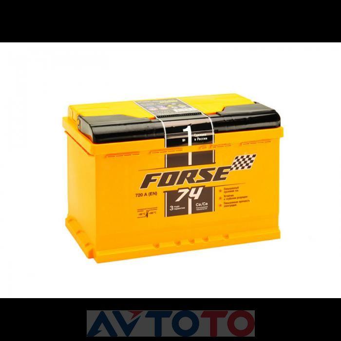 Аккумулятор Forse F6CT74VL0