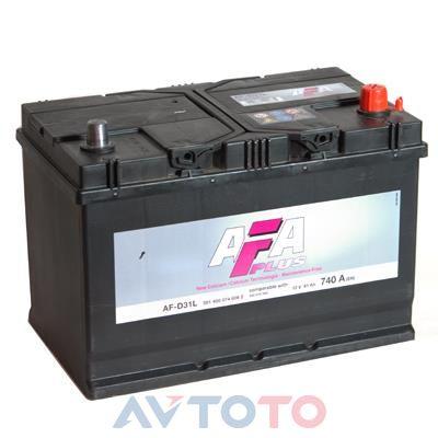 Аккумулятор AFA AFD31L