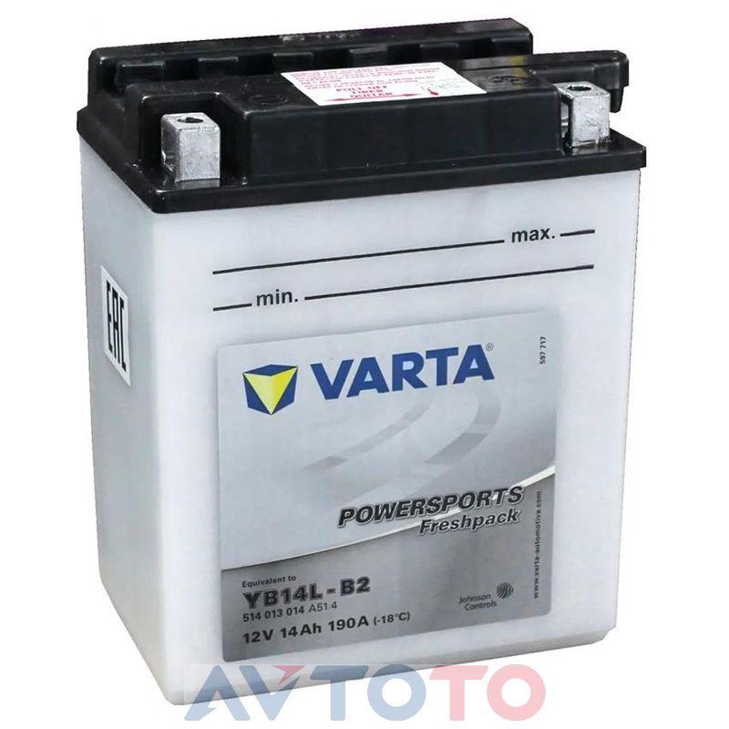 Аккумулятор Varta 514013014