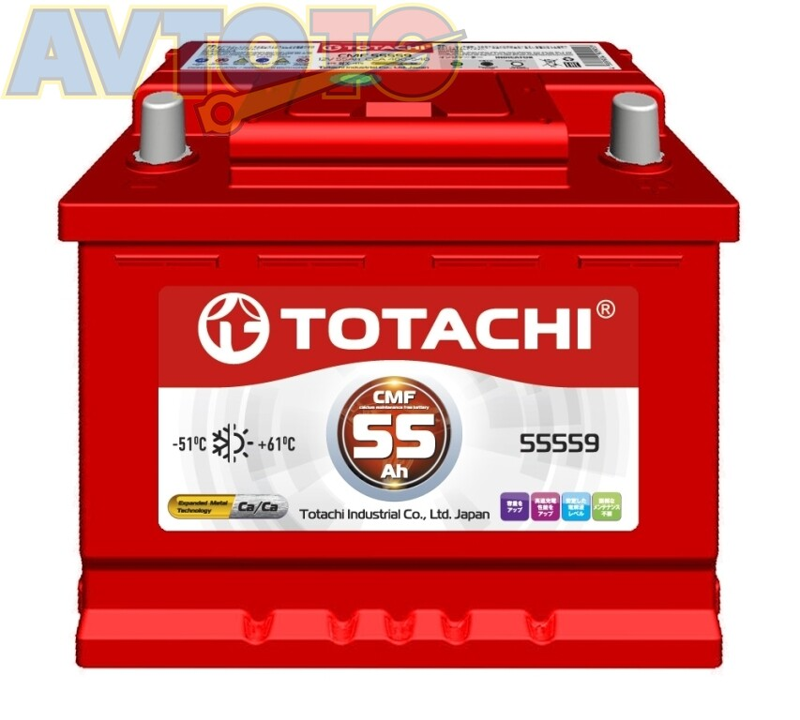 Аккумулятор Totachi 4589904929953