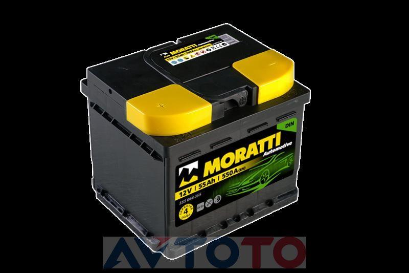 Аккумулятор Moratti 5550064055