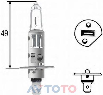 Лампа Hella 8GH002089132