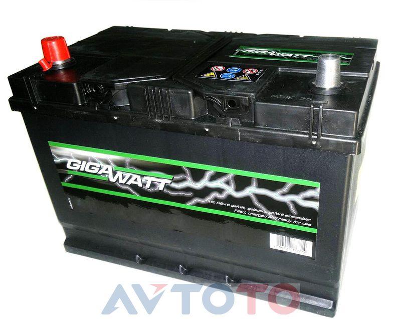 Аккумулятор Gigawatt 0185755300