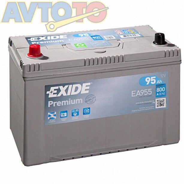 Аккумулятор Exide EA955