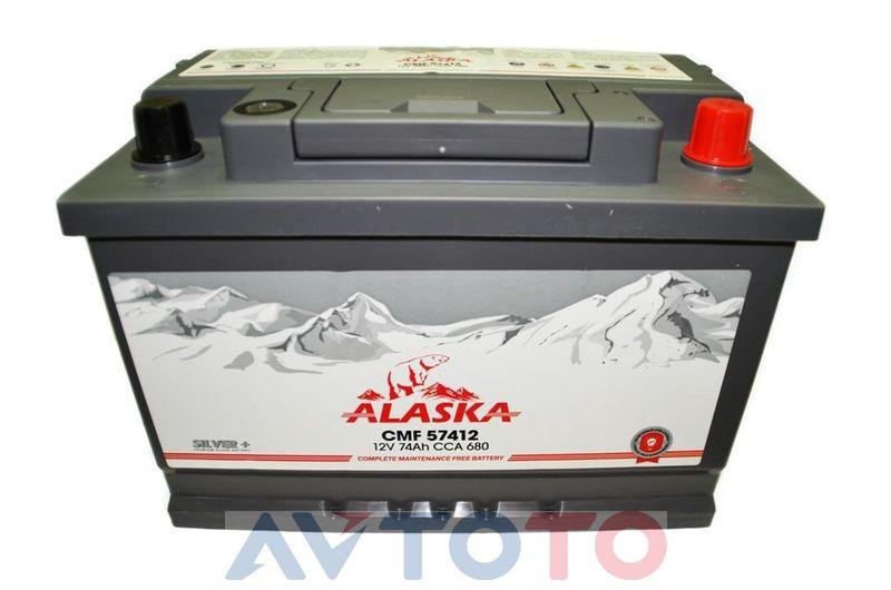 Аккумулятор Alaska 8808240010573