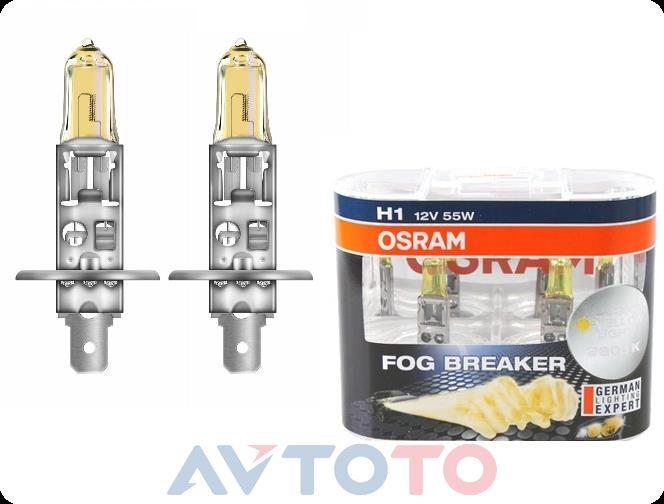 Лампа Osram 62150FBRDUOBOX