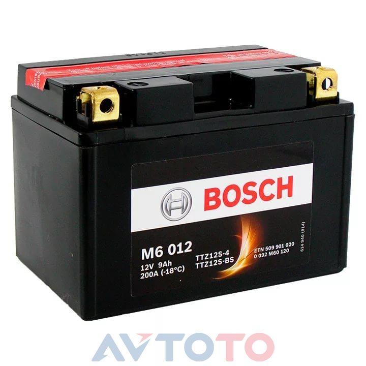 Аккумулятор Bosch 0092M60120