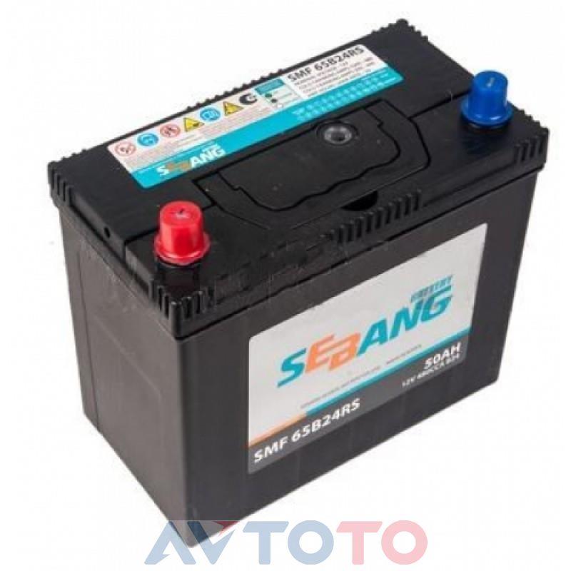 Аккумулятор Sebang SMF65B24RS