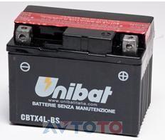 Аккумулятор UNIBAT BMCBTX4LBSU