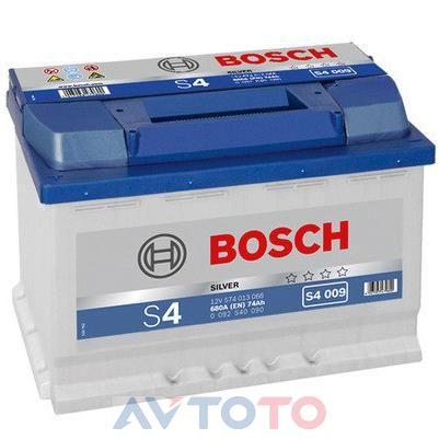 Аккумулятор Bosch 0092S40090