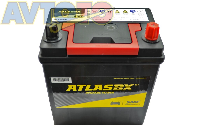 Аккумулятор Atlas MF42B19L