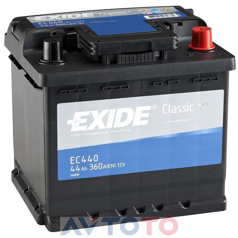 Аккумулятор Exide EC440