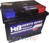 Аккумулятор Herts Berg PREMIUM62