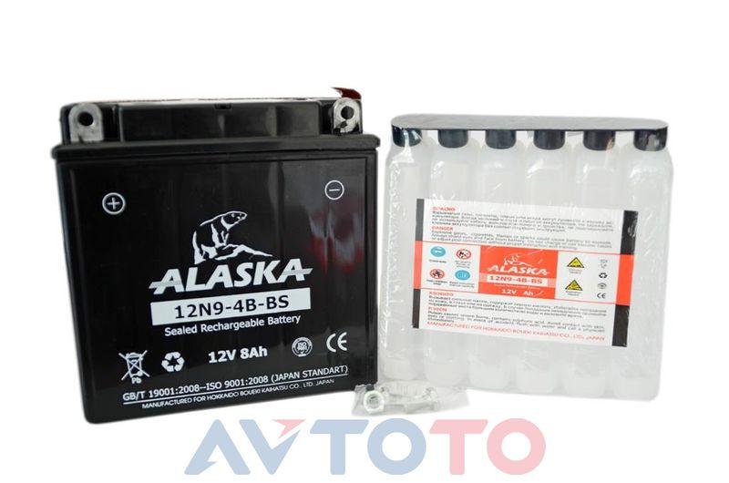 Аккумулятор Alaska 12N94BBS