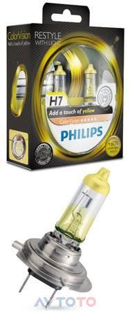 Лампа Philips 12972CVPYS2
