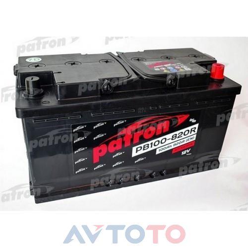 Аккумулятор Patron PB100820R