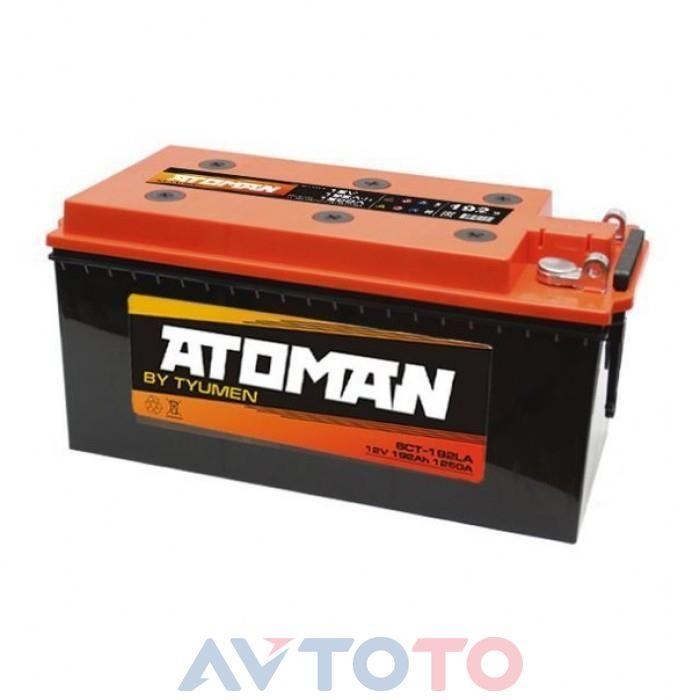 Аккумулятор ATOMAN AT6CT1921LA