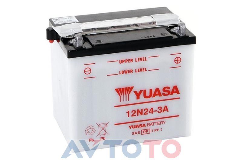 Аккумулятор Yuasa 12N243A