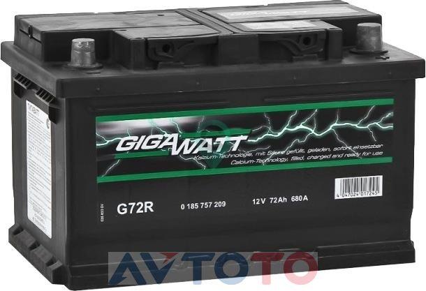 Аккумулятор Gigawatt 0185757209