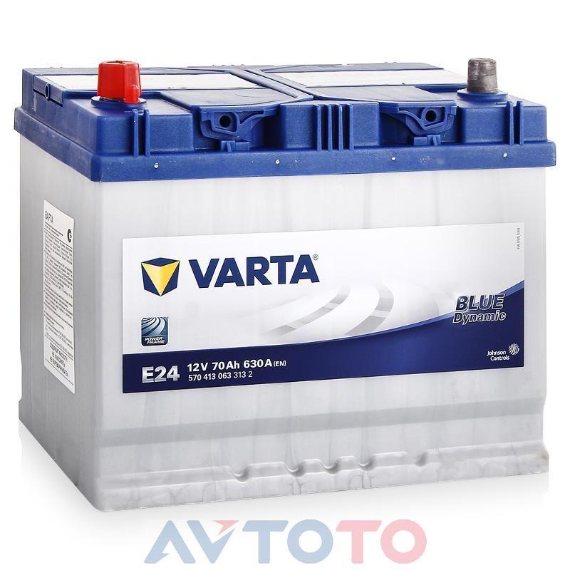 Аккумулятор Varta 5704130633132