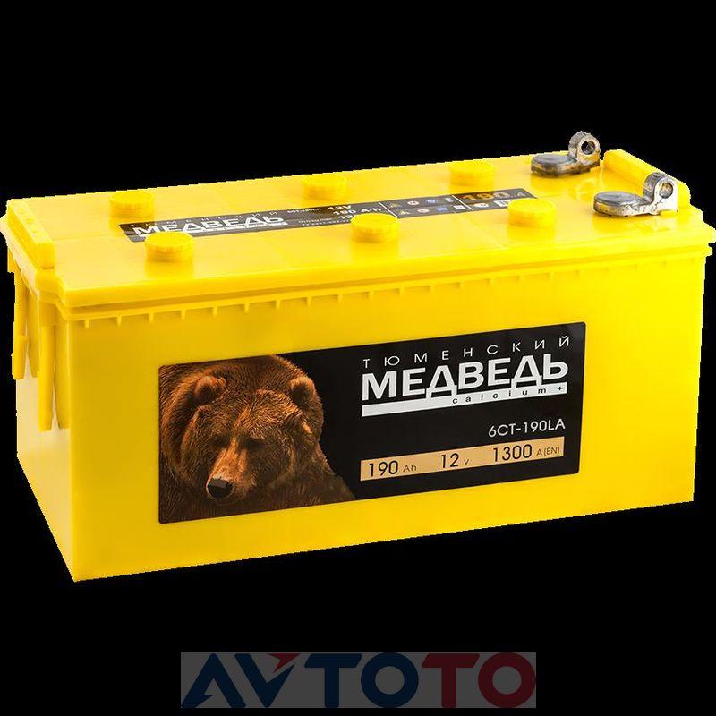 Аккумулятор Тюменский медведь 46071756561841