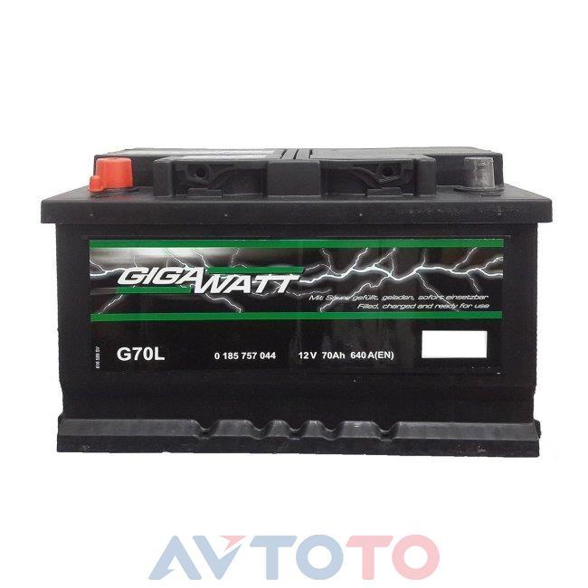Аккумулятор Gigawatt 0185757044