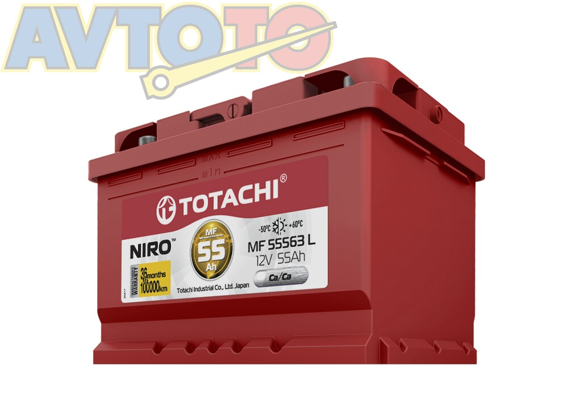 Аккумулятор Totachi 4589904925542
